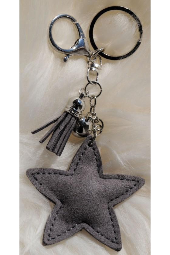 Schlüsselanhänger, Anhänger, Stern