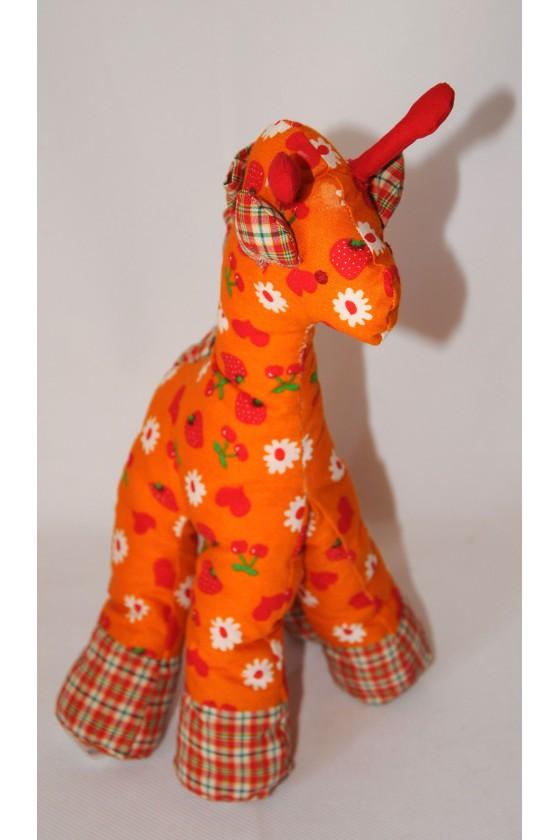 Spieltier, Giraffe,...
