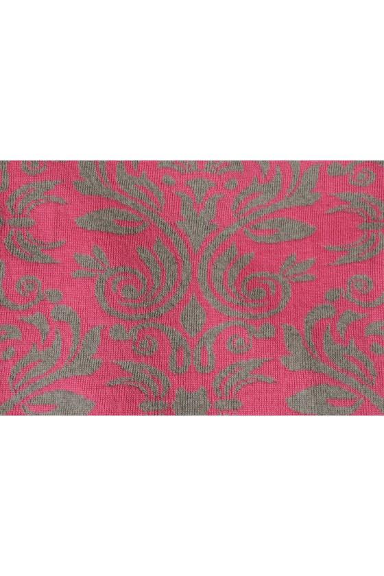 Gehrock, Art en Laine, pink/dunkelbeige, Versailles, Gr. 44