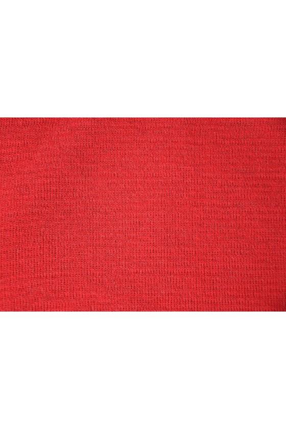 Dreieckstuch, Art en Laine, rot uni