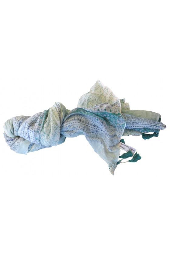 Tuch, Schal, multicolor