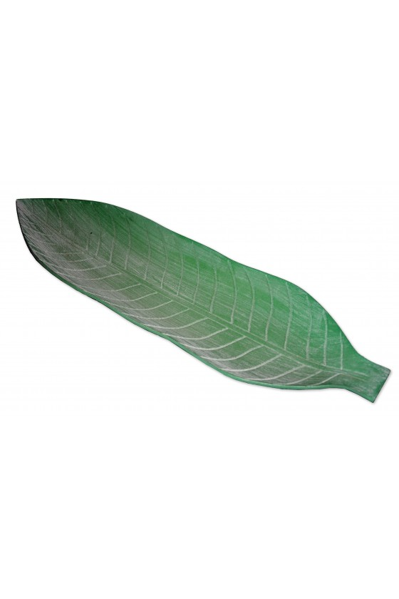Schale, Blatt, grün