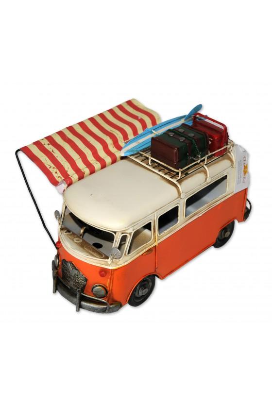 Campingbus mit Vordach,...