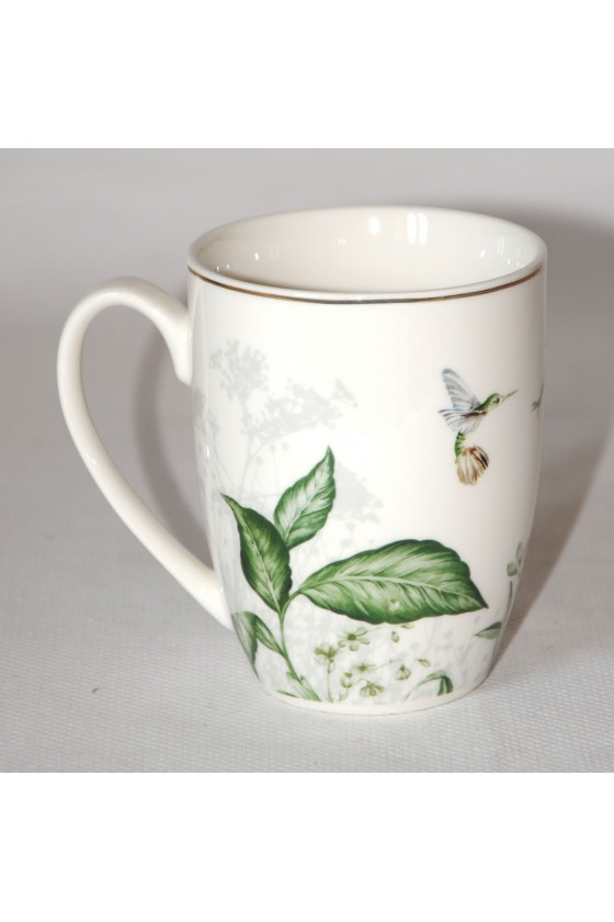 Tasse, Tropical, Porzellan