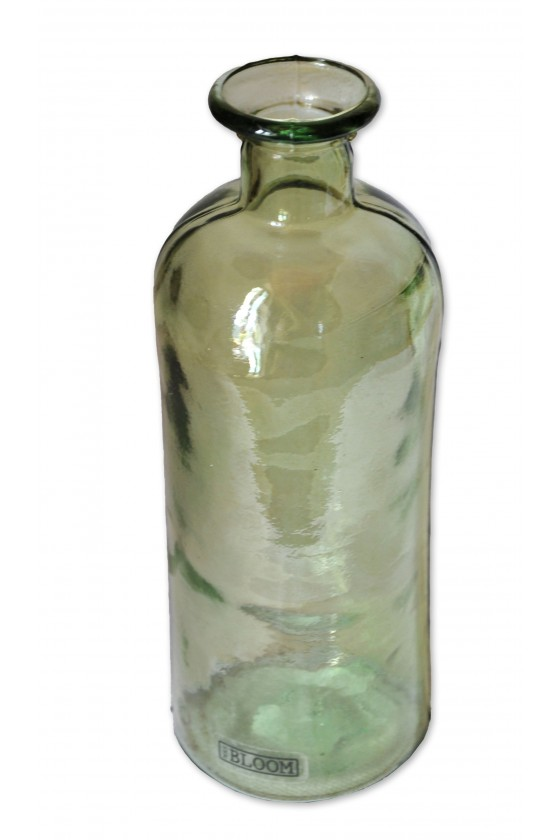 Vase, Bottle, Glas, grün