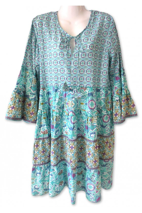Kleid, Kurzkleid, Tunika...
