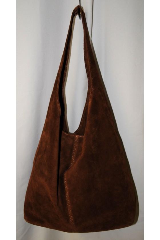 Tasche, Beuteltasche, echt...