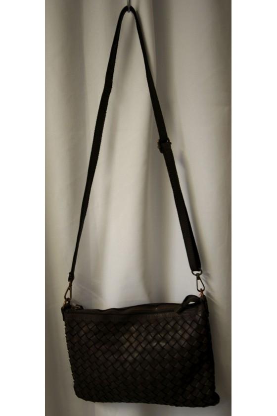 Umhängetasche, Tasche, echt...