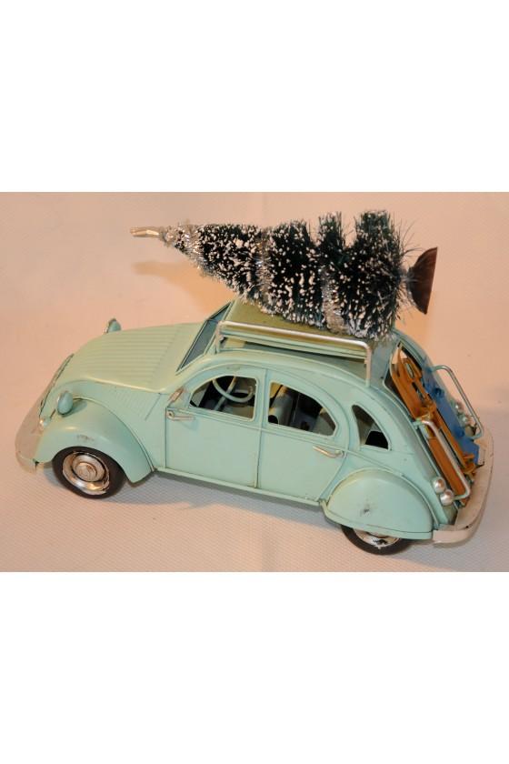 Auto, Weihnachtsauto, Ente...