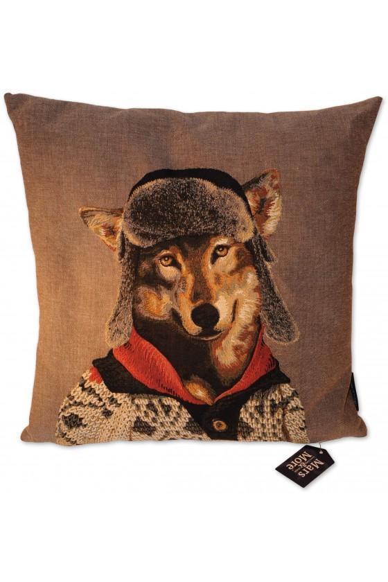 Kissen, Wolf, mars&more