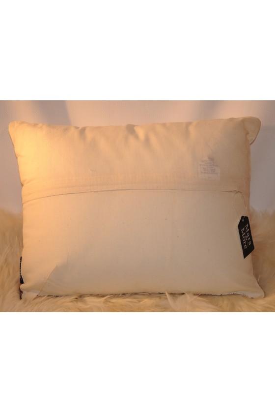 Kissen, Hochlandrind, 35 x 45 cm, 100% Baumwolle