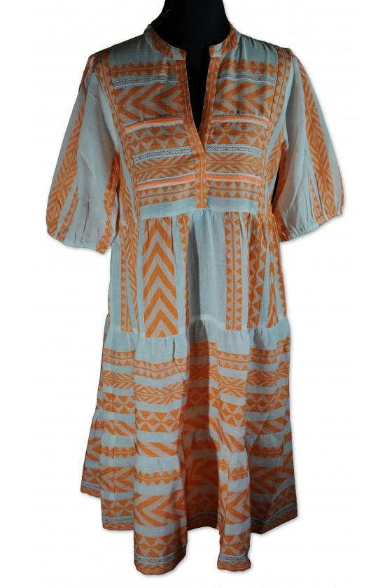 Kleid, halblang,...