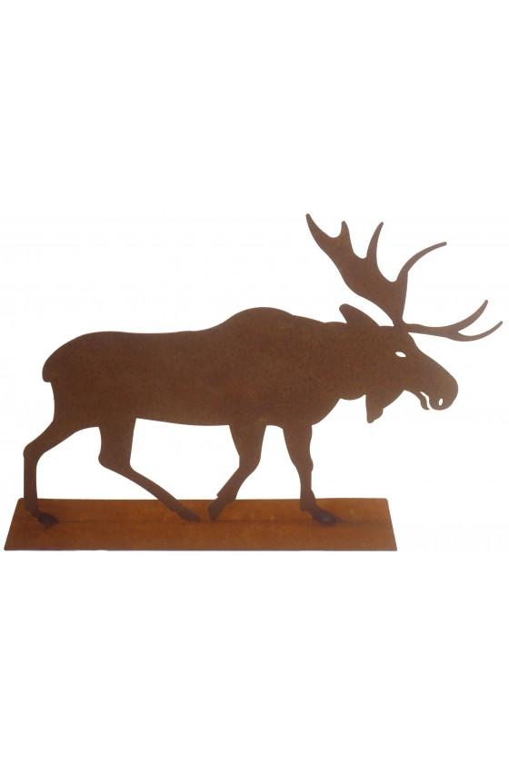Elch Rosttier 26 cm