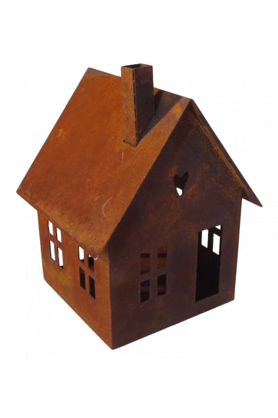 Windlicht Haus