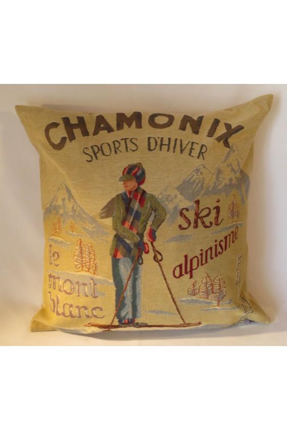 "Kissen ""Chamonix"""