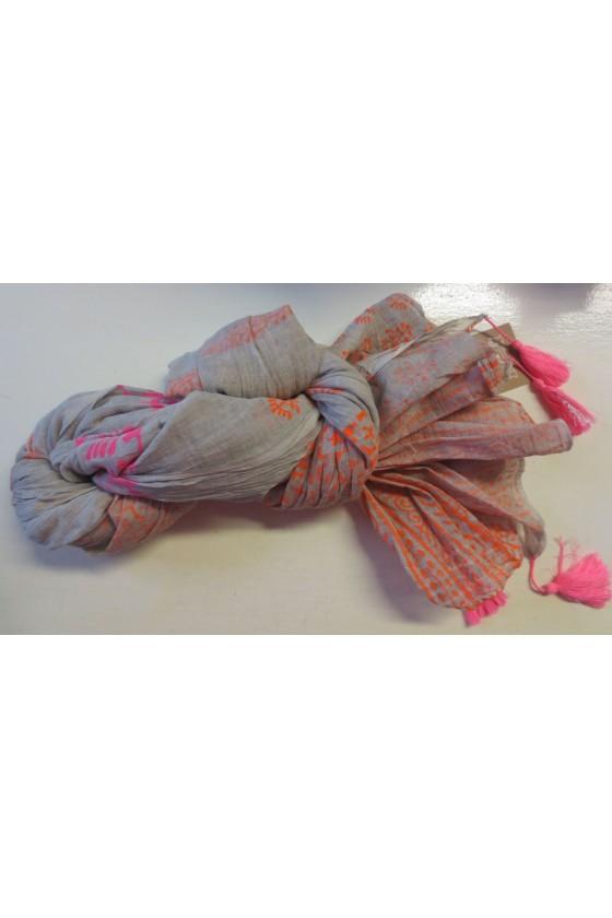 Schal, Tuch, multicolor